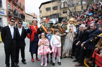15000 personas y jose maria barreda piden el carnaval como interes turistico nacional