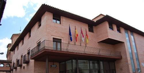 Edificio Ayuntamiento de Herencia
