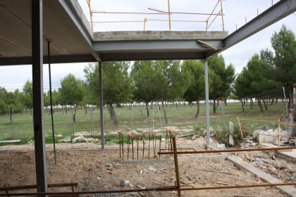 ayuntamiento herencia adjudicada obra del parque la serna