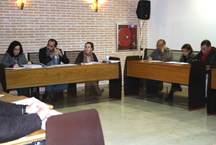 balance inicial de legislatura del alcalde en el pleno 2010