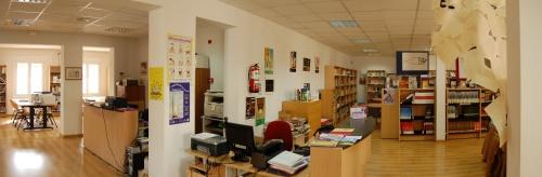 biblioteca municipal de Herencia