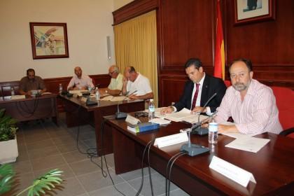 consermancha aprueba presupuesto 2011