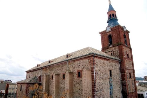Iglesia Parroquial de Herencia