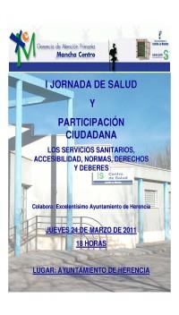 i jornada de salud y participacion ciudadana