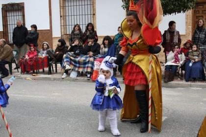 los morenos en el carnaval de herencia