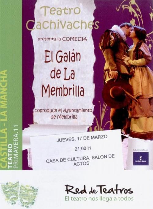 representacion obra teatro en casa de cultura