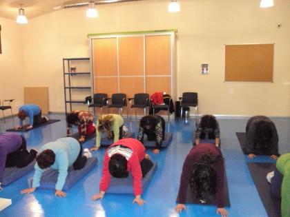 taller gimnasia hipopresiva