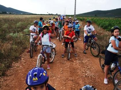 Resumen de la actividad II Campamento Itinerante