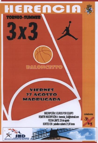 Torneo Summer baloncesto
