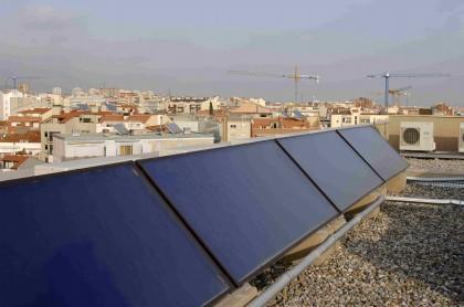 aprovechamiento fotovoltaico de edificios municipales