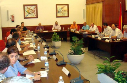 consermancha aprueba bases presupuesto economico 2011