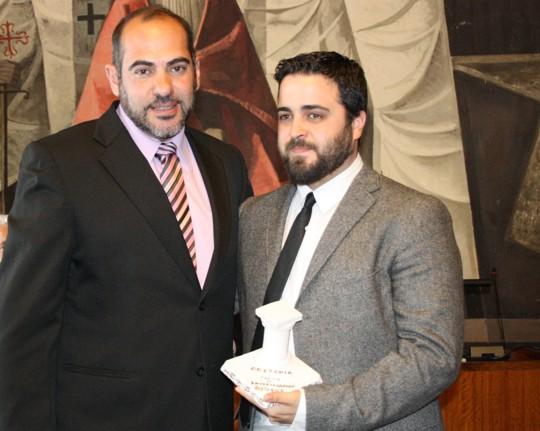 Jesús Fernandez Almoguera y Juan Francisco Prado