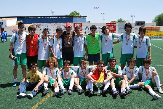 Final futbol cadete Herencia 2011