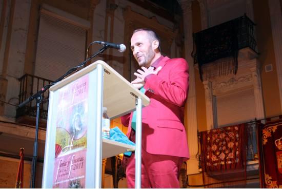Rafael Garrigós, entregado