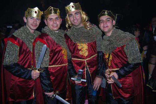Agrupación El Güendi Carnaval de Herencia